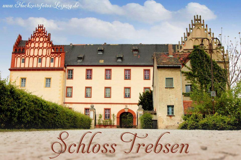 Schloss Trebsen bei Grimma
