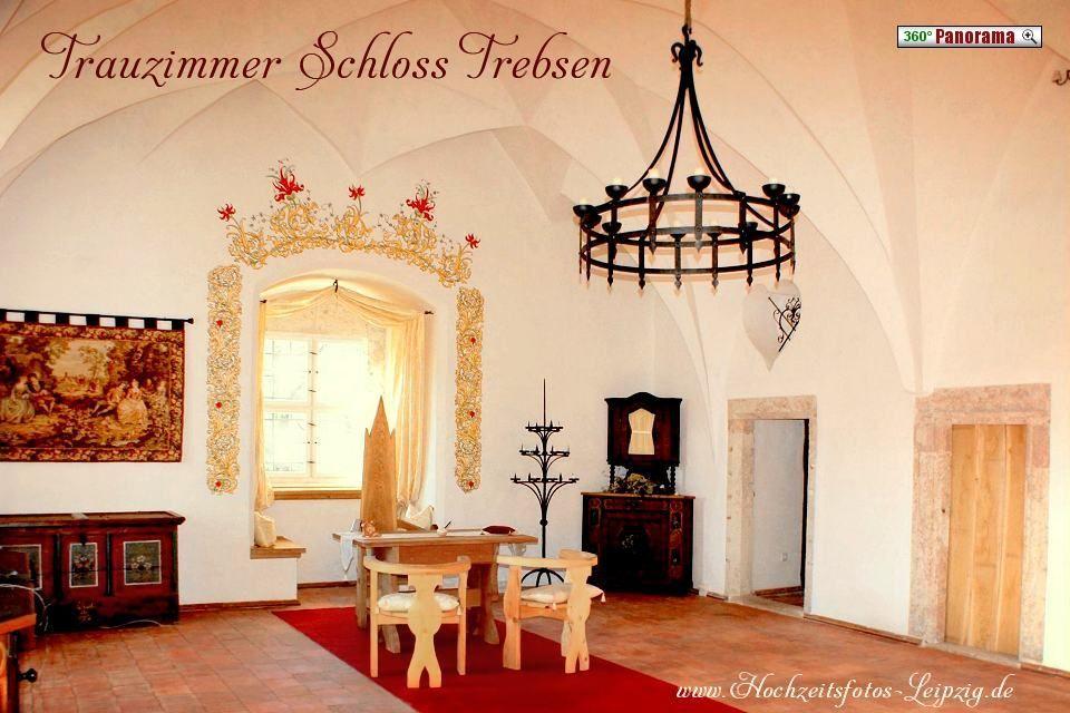 Heiraten Schloss Trebsen