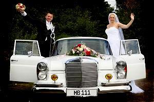 Hochzeitsautos Leipzig