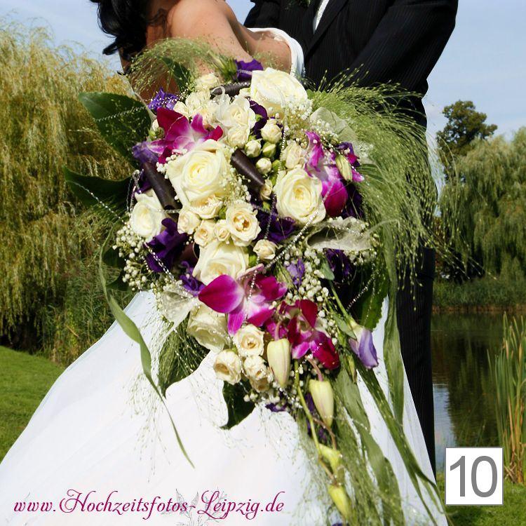 Hochzeitsfoto Colditz Brautstrauß Hochzeitsfloristik)