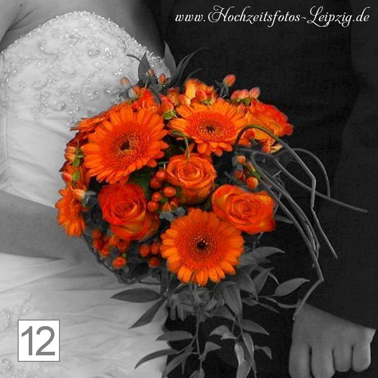 Hochzeitsfoto Brautstrauß Zwenkau (Hochzeitsfloristik)