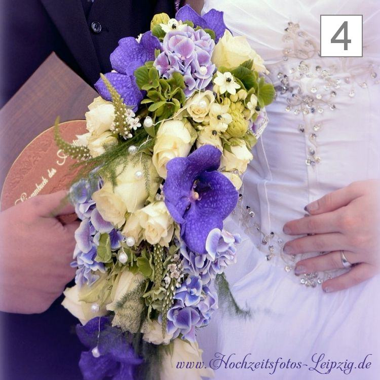Hochzeitsfoto Brautstrauß Güldengossa (Hochzeitsfloristik)