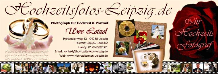 HOCHZEITSFOTOS LEIPZIG • FOTOGRAF/FOTOSTUDIO für Hochzeit, Portraits Fotografie Leipzig (Hochzeitsfotograf)