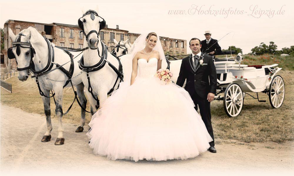 Hochzeitskutsche Leipzig